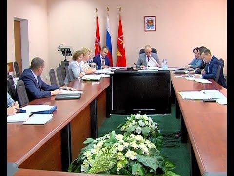 В администрации обсудили вопросы ремонта социальных учреждений