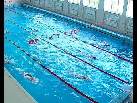 Воспитанники НУОР приняли участие в соревнованиях по плаванию