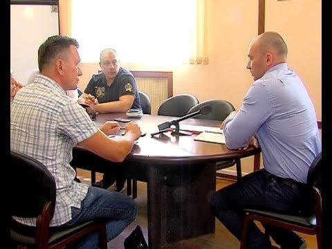 Зам. главы администрации Алексей Бирюлин провел пресс-конференцию