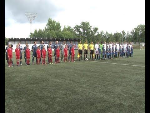 Футбольный матч «Химик» - «Калуга»