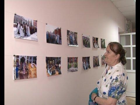Открытие экспозиции «Русь святая, храни веру православную»