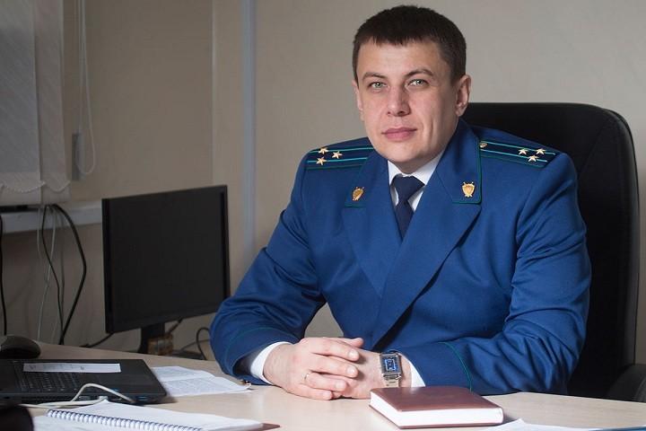 Прокурор Тульской области проведет личный прием граждан в Новомосковске