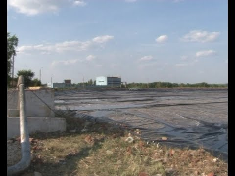 Проверка прудов-накопителей на ООО «Оргсинтез»