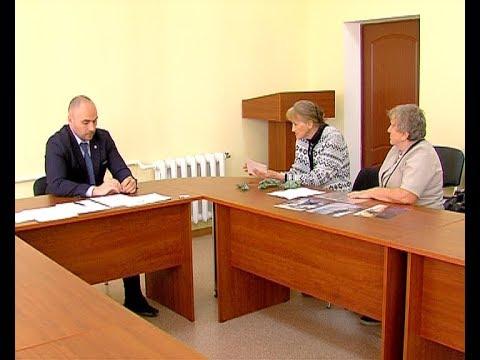Алексей Бирюлин провел личный прием граждан