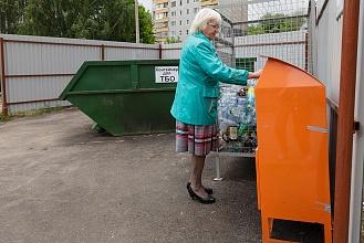 Переход на новую систему сбора твердых коммунальных отходов