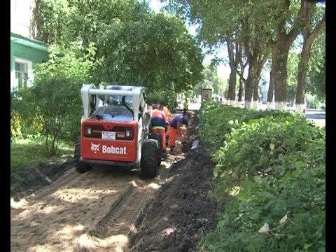 Как в городе ведется ремонт дворовых территорий