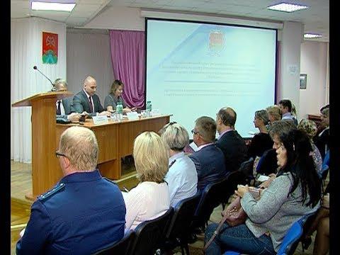 Заседание координационного Совета по предпринимательству