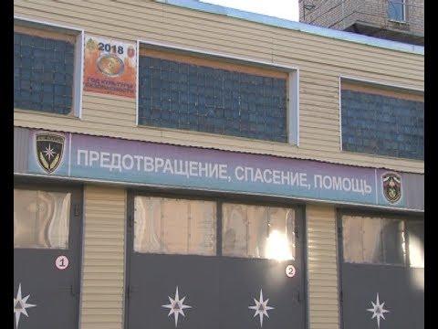 Статистика пожаров в Новомосковске с начала 2018 года