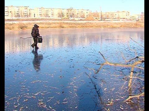 ГИМС предупреждает любителей зимней рыбалки