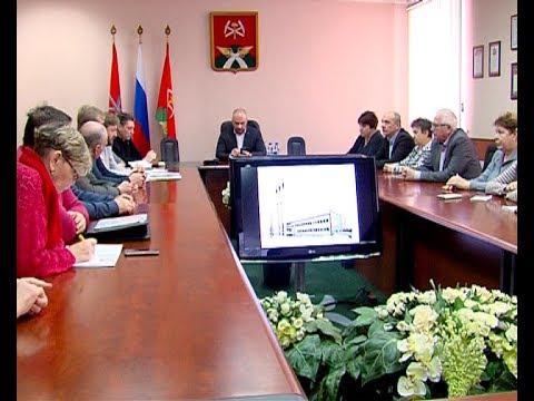 Алексей Бирюлин встретился с жителями