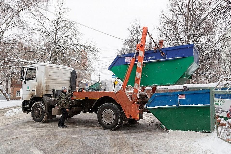 Многодетным семьям  предоставят скидки на вывоз мусора