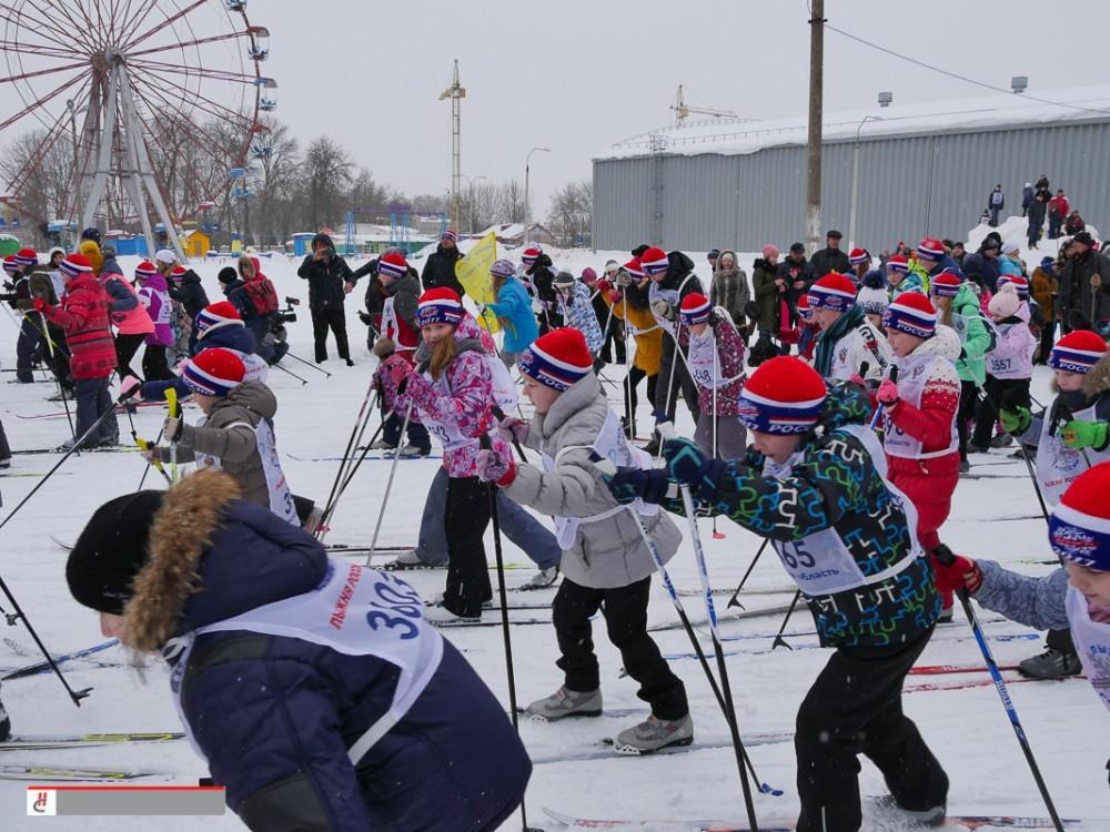 «Лыжня России–2019»