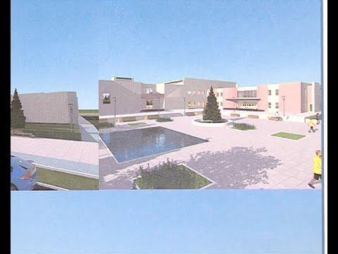 Центральную площадь села Спасское благоустроят