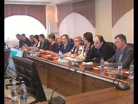Состоялось заседание Совета работодателей