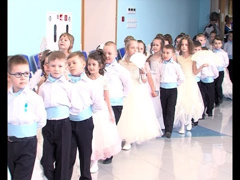 Воспитанники детских садов приняли участие в Пушкинском бале