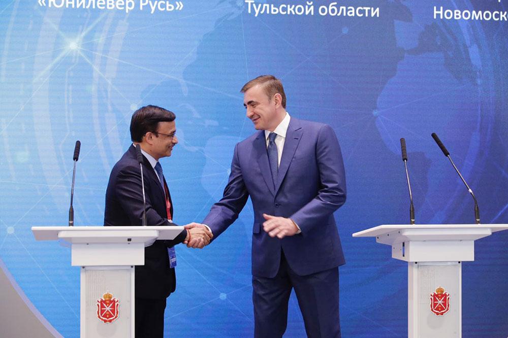 На ПМЭФ-2019  подписано 25 соглашений более чем на 102 млрд рублей