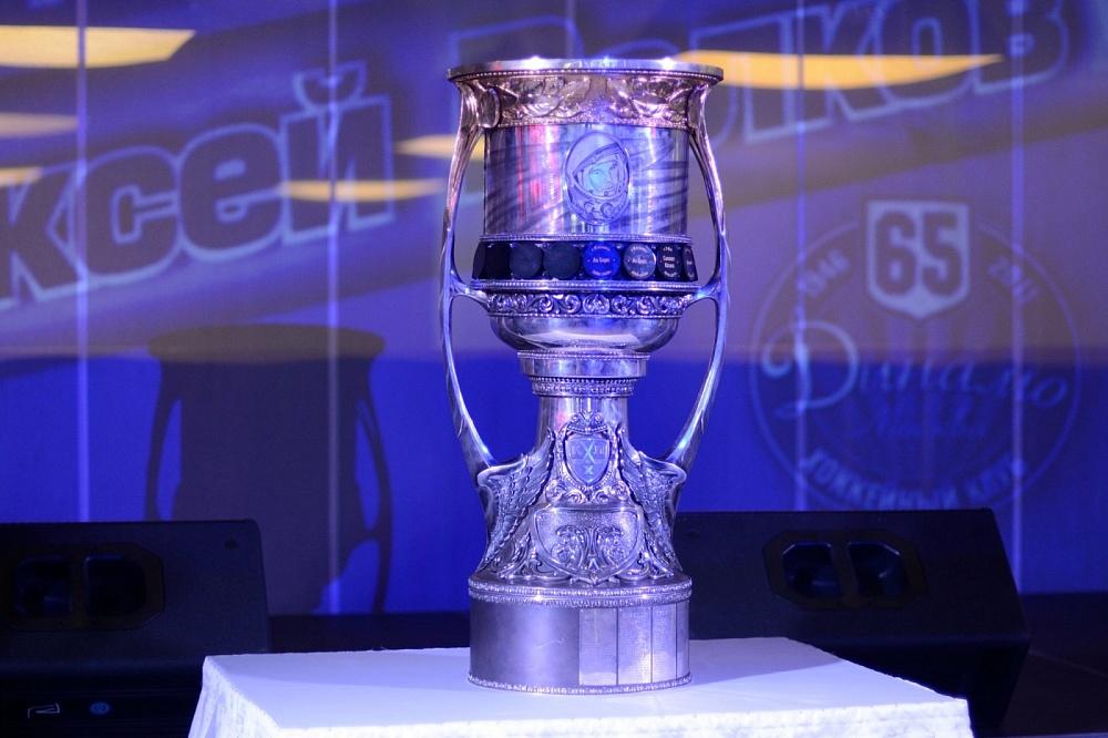 Кубок Гагарина впервые приедет в Новомосковск
