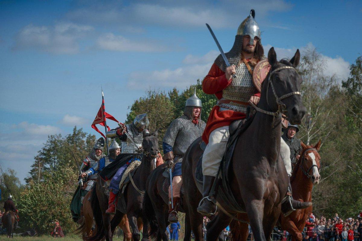 В Тульской области отметят годовщину Куликовской битвы