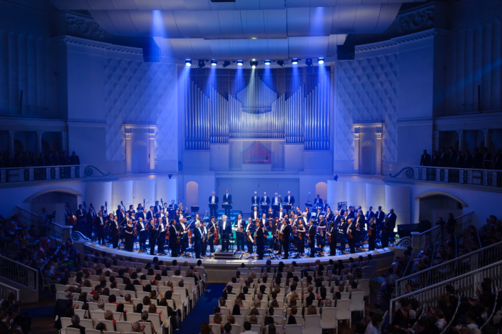 В Новомосковске открылся виртуальный концертный зал