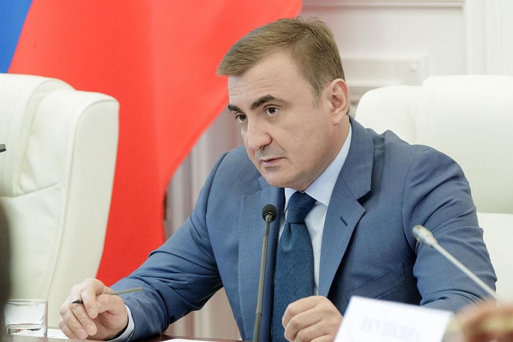Алексей Дюмин проконтролировал исполнение своих поручений в Новомосковске
