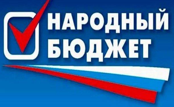 Голосование за «Народный бюджет – 2020»