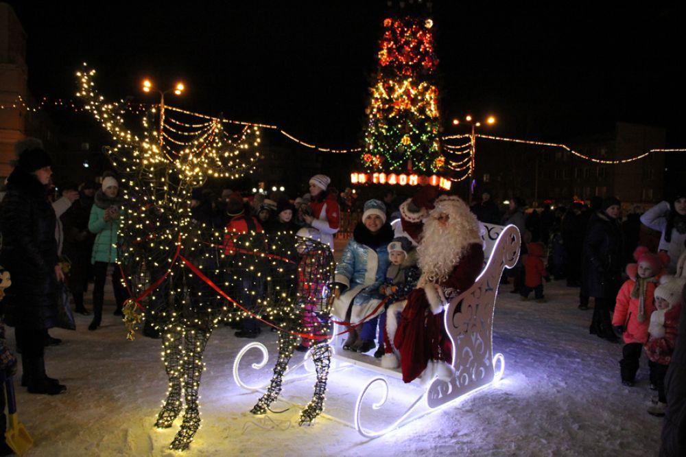 В Тульской области идет подготовка к новогодним праздникам