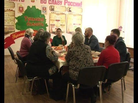 Встреча Алексея Бирюлина с жителями (ул. Орджоникидзе)