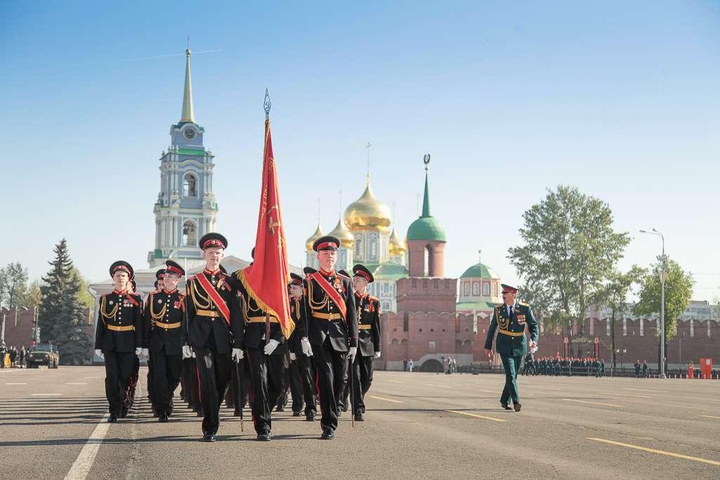 В правительстве региона обсудили подготовку к празднованию Дня Победы