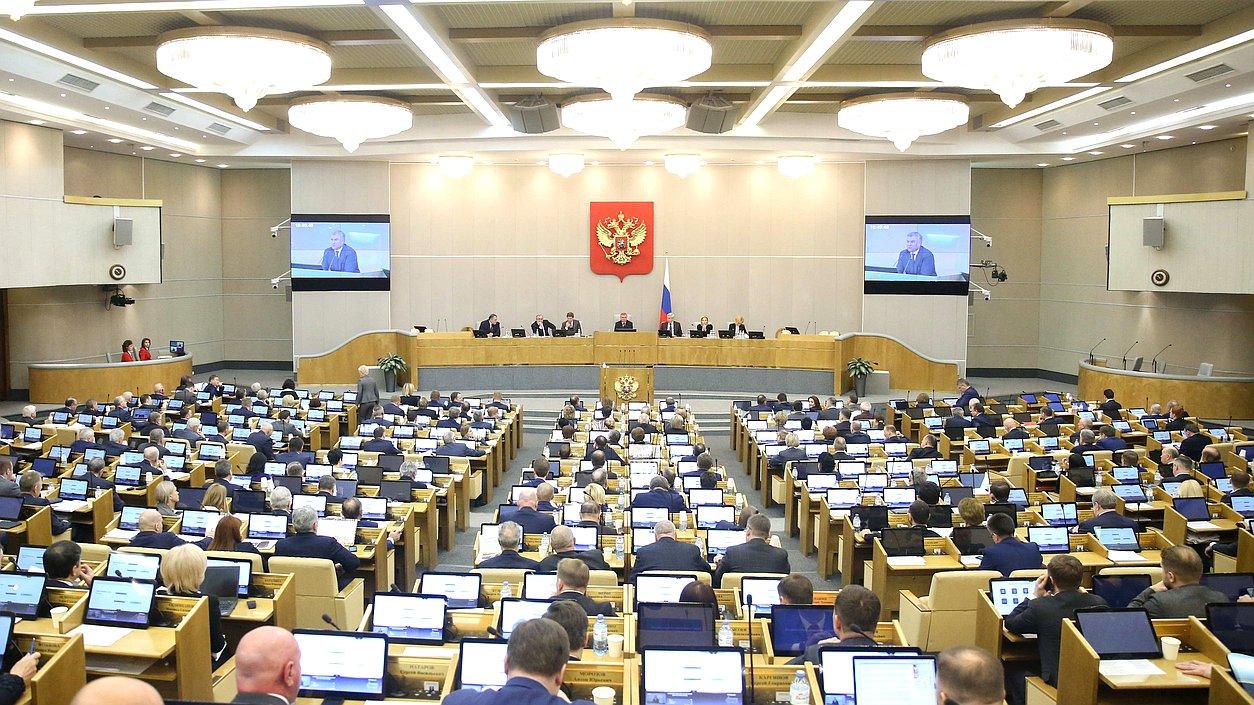 Госдума одобрила расширение программы материнского капитала