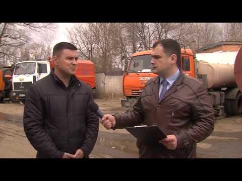 """Приемный день с директором предприятия """"Дорожное хозяйство"""" Сергеем Тишиным"""