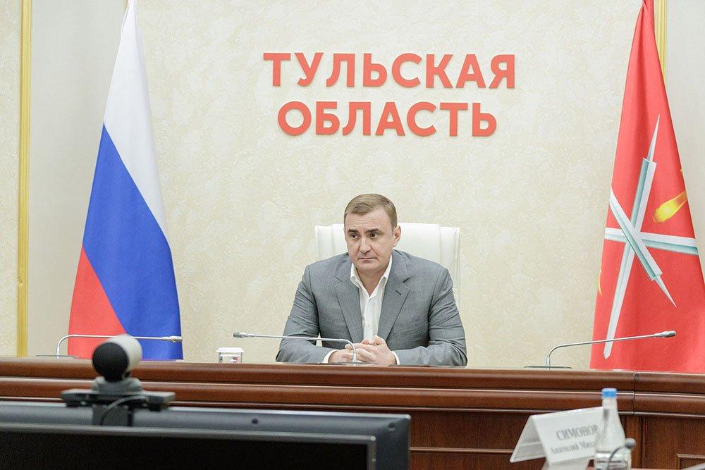 Алексей Дюмин поручил подготовить предложения о действии режима повышенной готовности после 1 июня