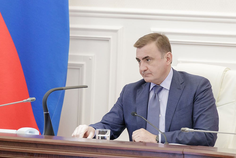 В Новомосковске продолжаются работы по благоустройству
