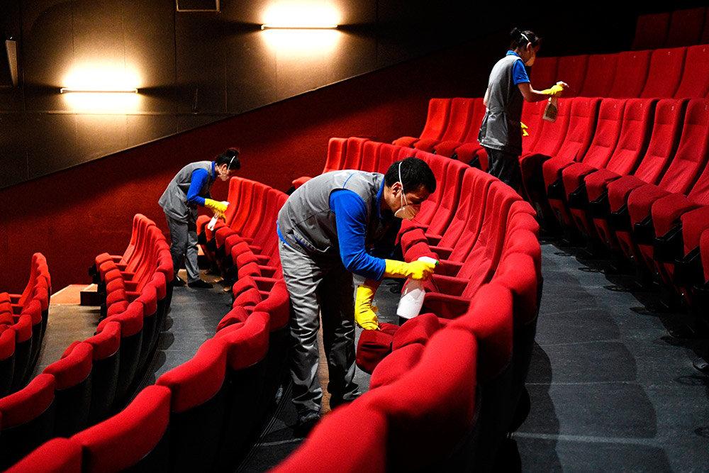 С 1 августа в Тульской области откроются кинотеатры