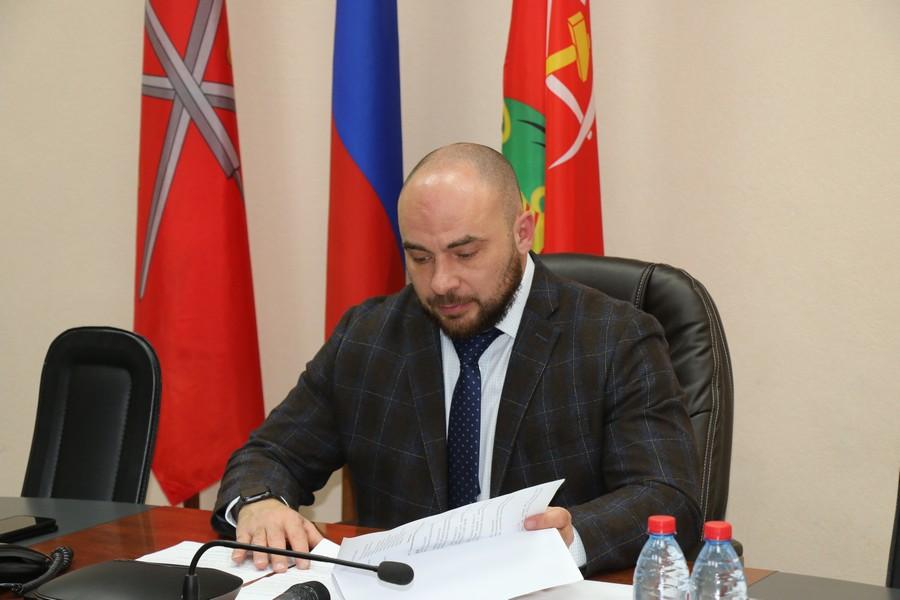 В Новомосковске обсудили дальнейшее внедрение системы «Умный город»