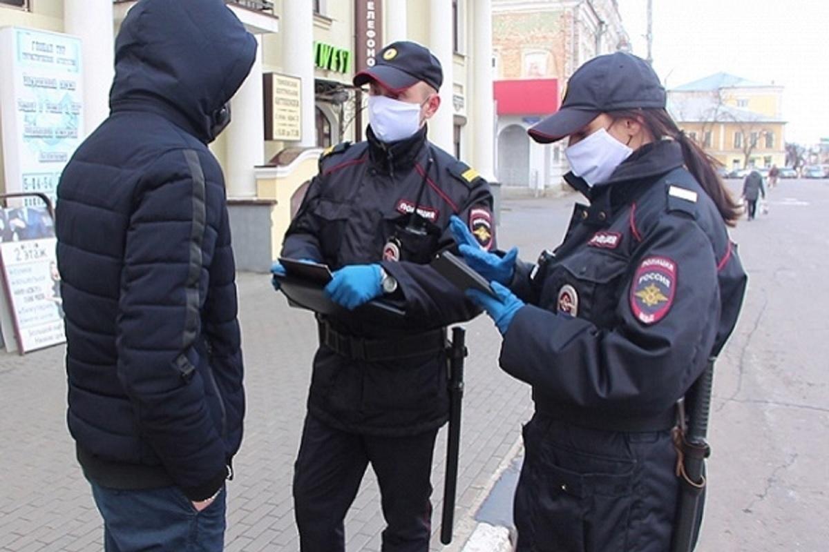 Новомосковца оштрафовали за нарушение масочного режима на 16 тысяч рублей