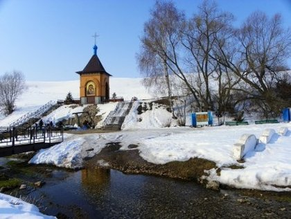 Установлены официальные места крещенских купаний