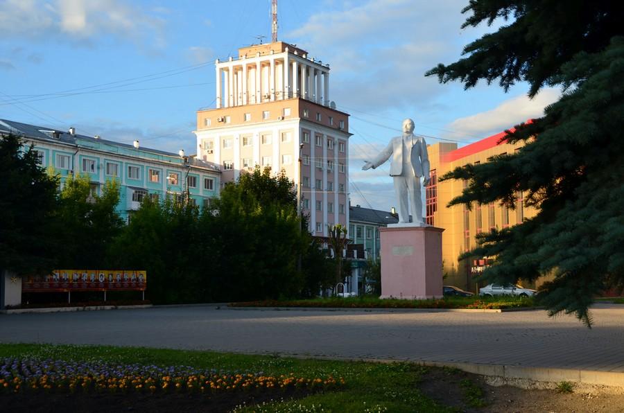 Новомосковску будет присвоено звание «Город трудовой доблести»