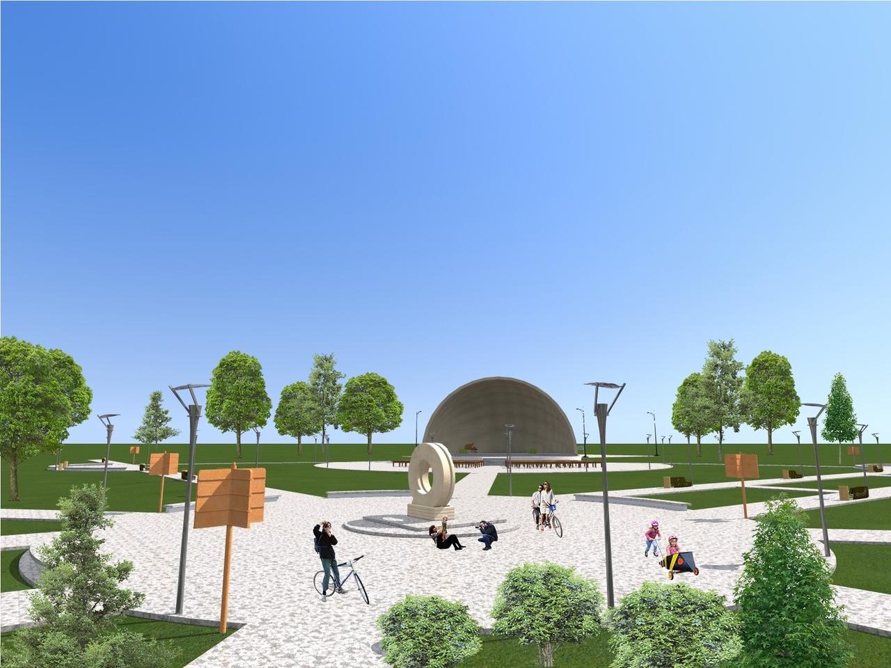 В апреле-мае жители Тульской области проголосуют за облик общественных пространств