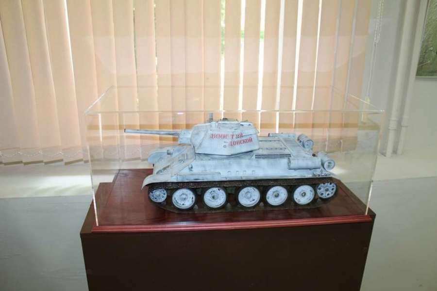 В новомосковском музее открылась новая выставка