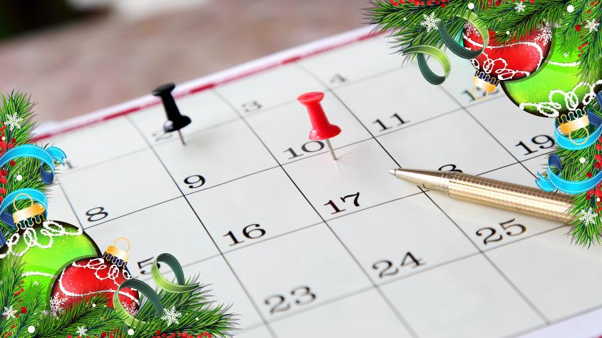 Новогодние каникулы в России в 2022 году продлятся 10 дней