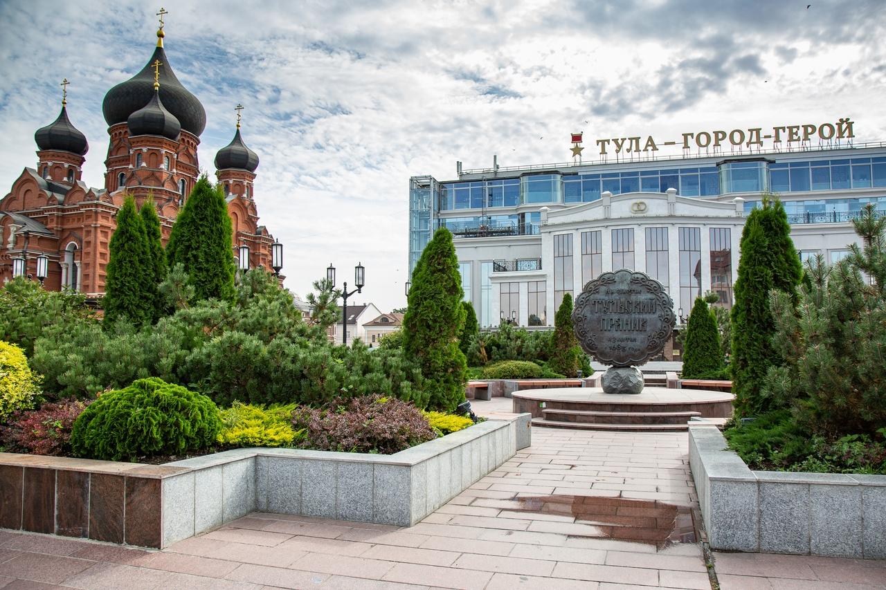 Тульская область войдет в Большое Золотое кольцо России