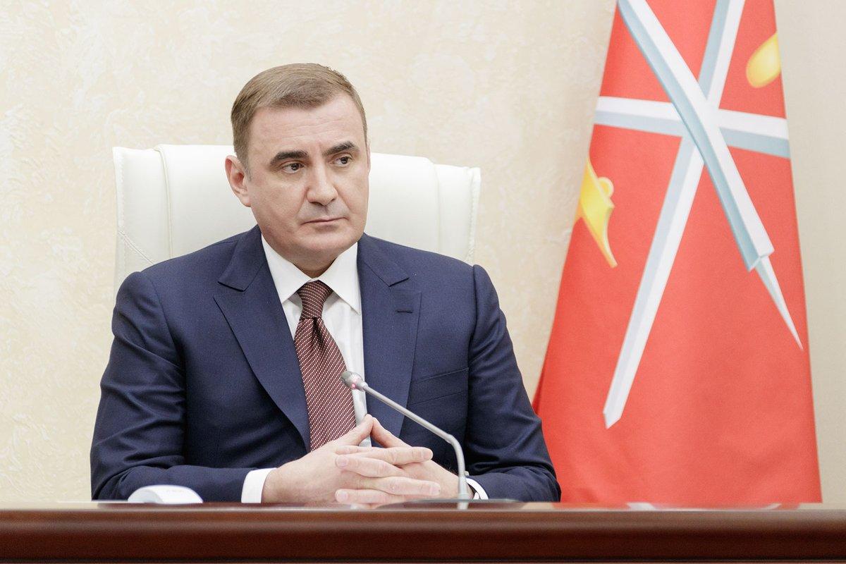 Алексей Дюмин будет участвовать в губернаторских выборах
