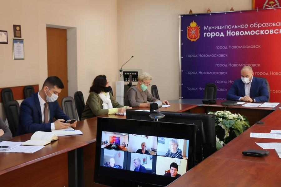 В Новомосковск идет подготовка к Всероссийской переписи населения 2020 года