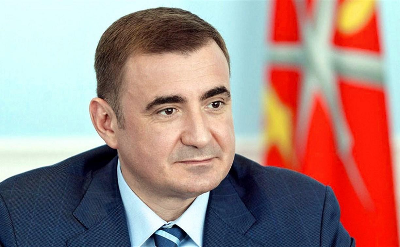 Алексей Дюмин победил на выборах губернатора Тульской области с 83,9% голосов